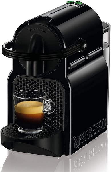 Cafeteras de cápsulas Nespresso Delonghi