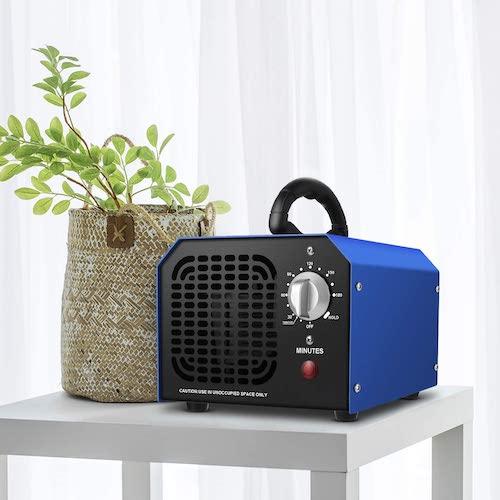 Guia de compra generadores de ozono