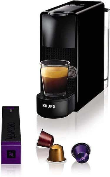 cafetera de cápsulas nespresso Krups