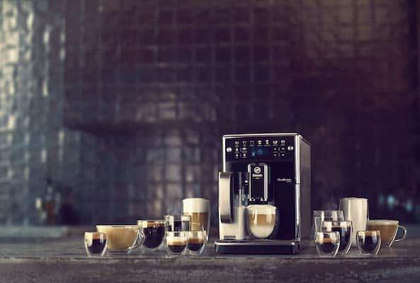 cafetera superautomatica para 2 tipos de cafe