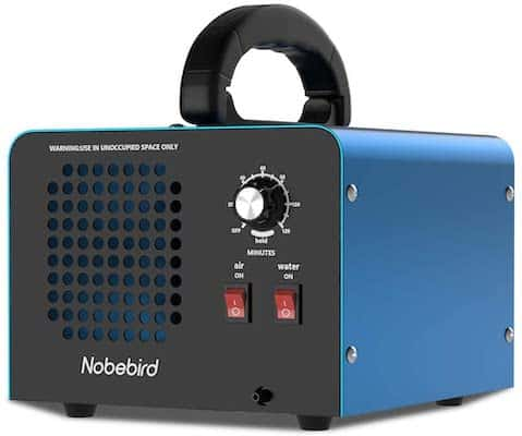 generador de ozono Nobebird
