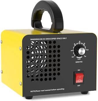 generador de ozono Quared