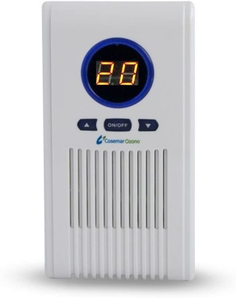 generador de ozono mini