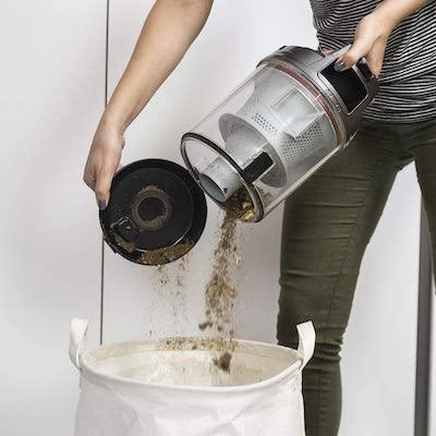 limpieza aspiradora sin bolsa
