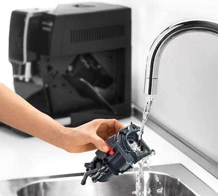 limpieza de cafeteras superautomáticas