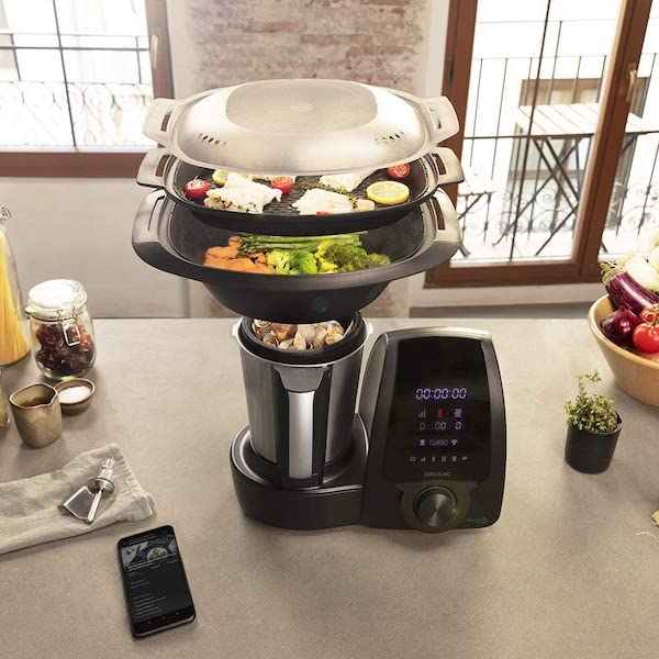 robot da cucina Cecotec Mambo 10090