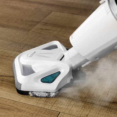 vaporeta como limpiar