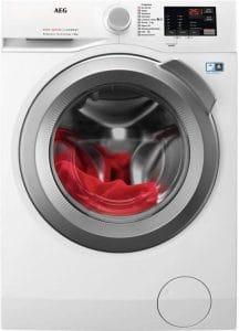 Mejores lavadoras baratas AEG L6FBI824U