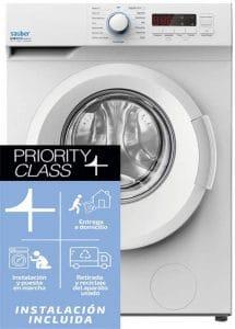 Mejores lavadoras Sauber WM6129
