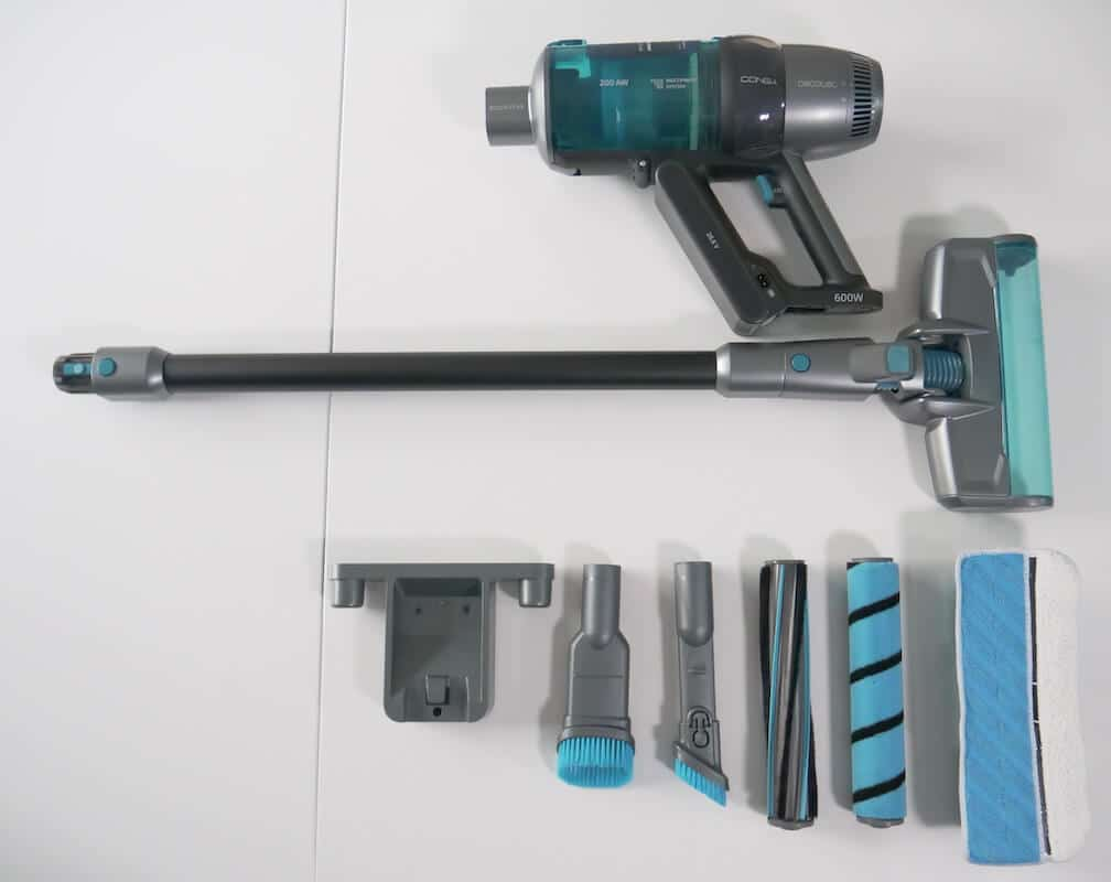 aspiradora sin cables Cecotec 2