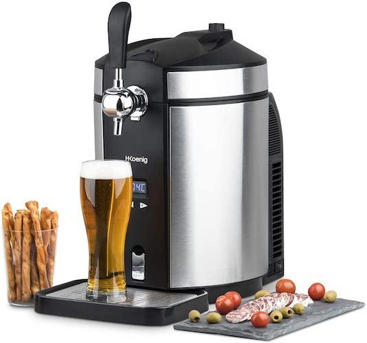 dispensador de cerveza H koenig