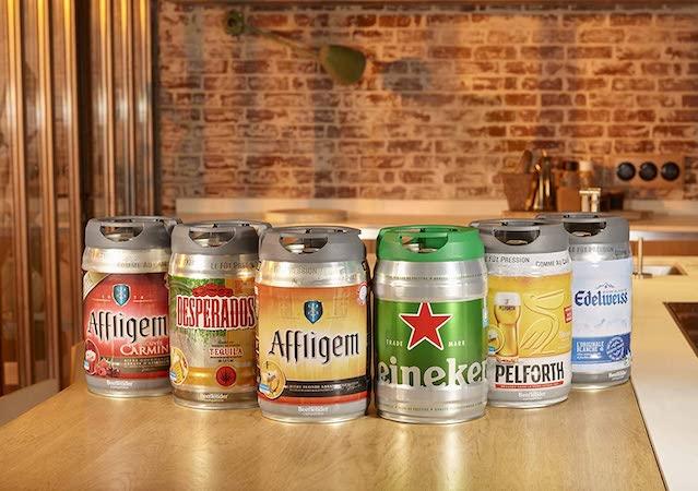 guia de compra dispensadores de cerveza