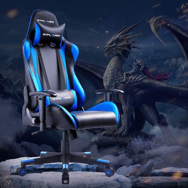 mejores sillas gamer 2