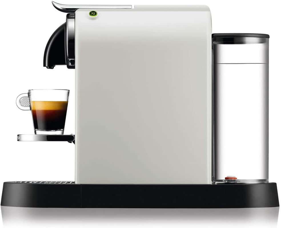 Mejor cafetera Nespresso calidad-precio De'Longui Citiz EN167.W