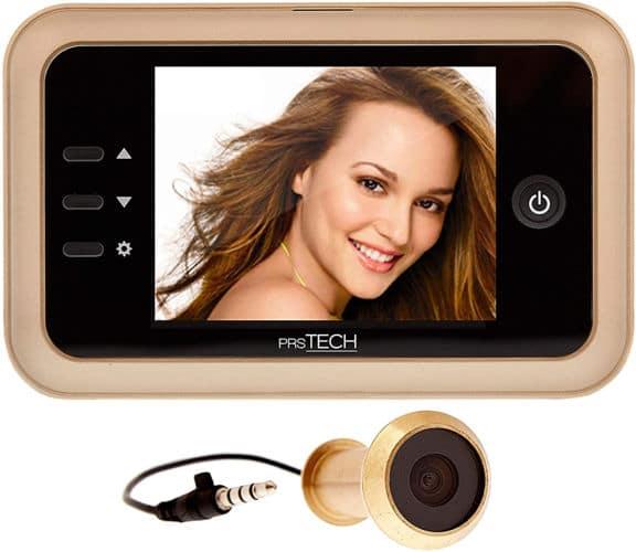 Mejores mirillas digitales prstech Doorcam DC1