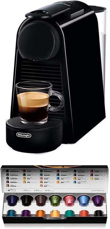 Mejores cafeteras Nespresso De'Longhi Essenza Mini