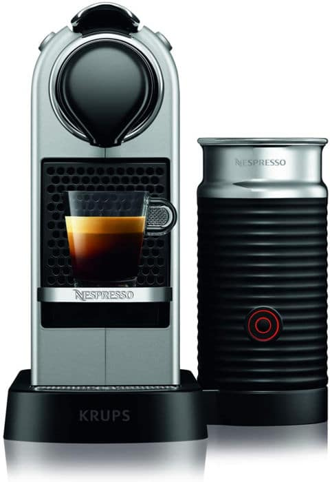 Mejores cafeteras Nespresso Krups Citiz XN760B