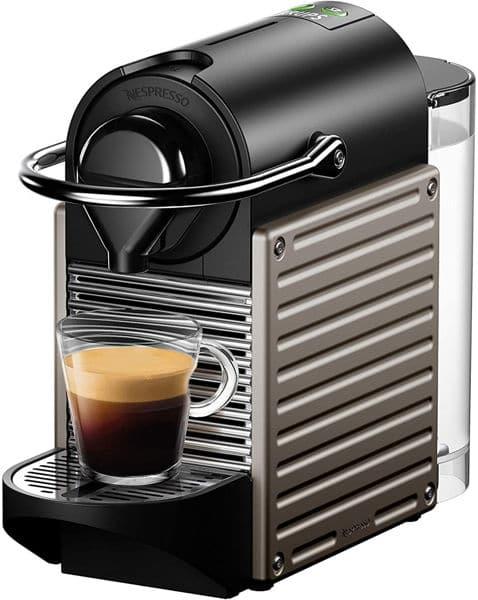 Mejores cafeteras Nespresso Krups Pixie XN304T