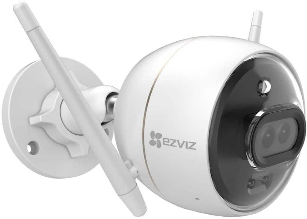 Mejores camaras de vigilancia wifi exterior EZVIZ C3X