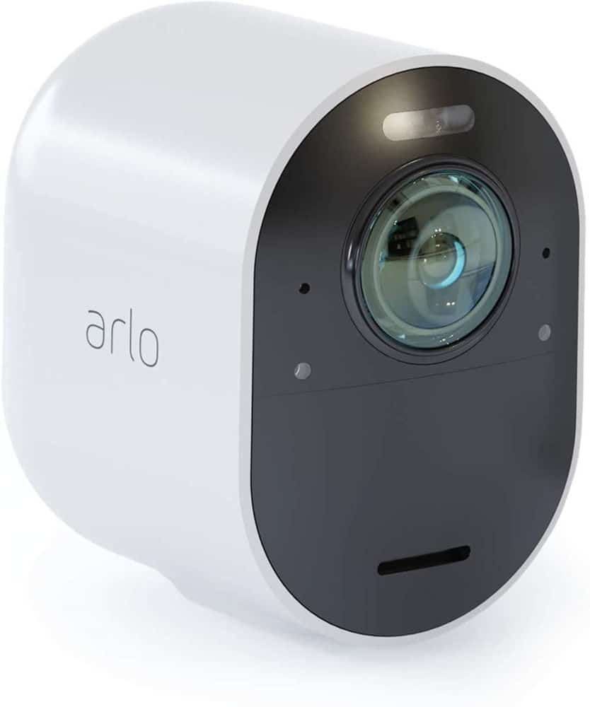Mejores camaras de vigilancia wifi interior Arlo VMC5040-100EUS