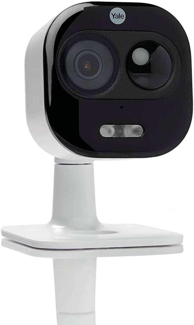 Mejores camaras de vigilancia wifi interior Yale 0 SV-DAFX-W All-in-1