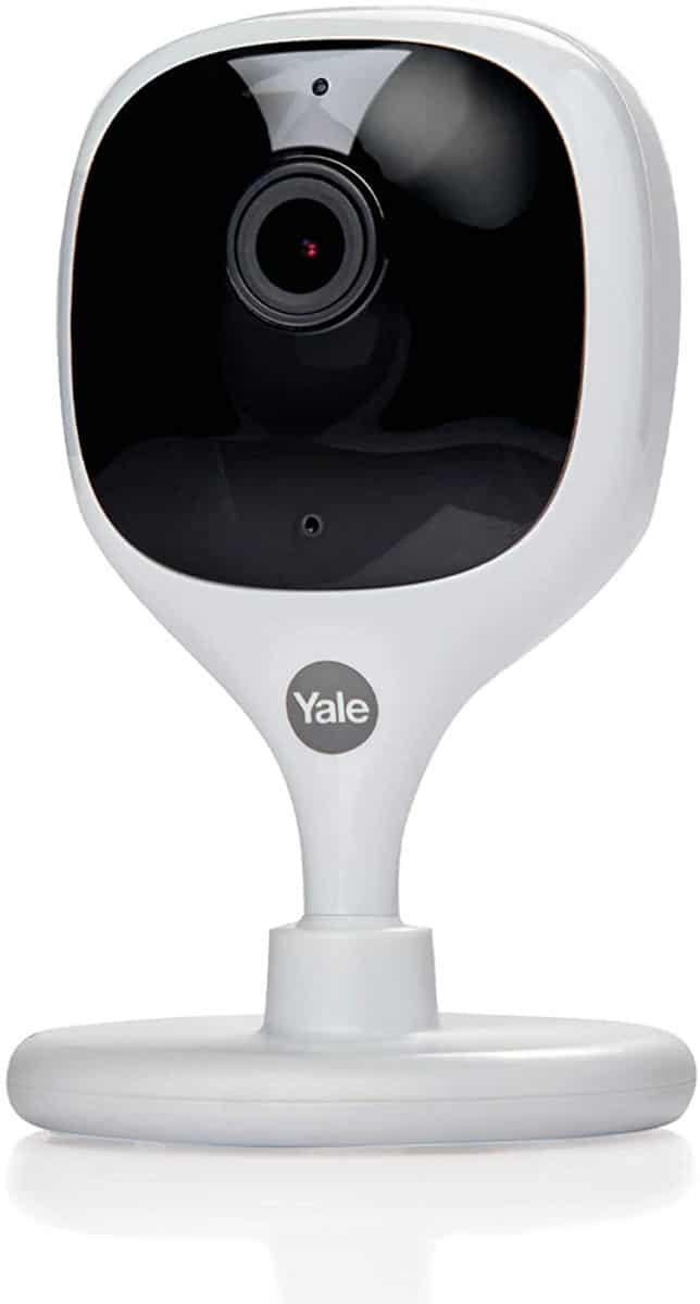 Mejores camaras de vigilancia wifi interior Yale Smart Living SV-DFFI-W