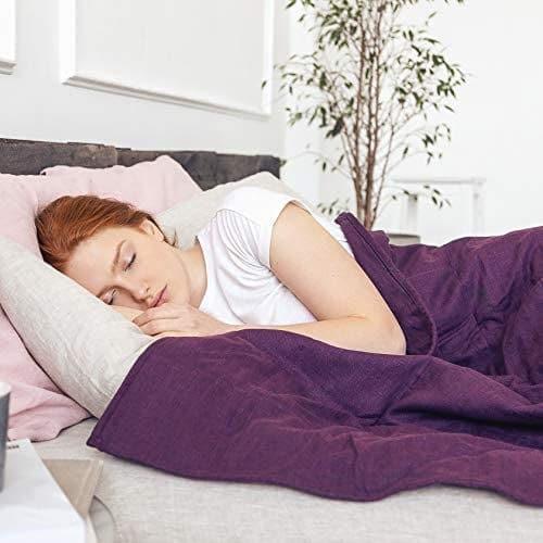 Mejores mantas pesadas Blanket Space