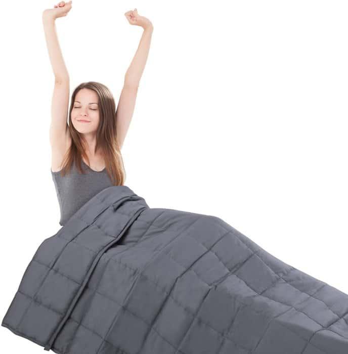 Mejores mantas pesadas MVPOWER