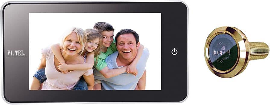 Mejores mirillas digitales Telese E0378
