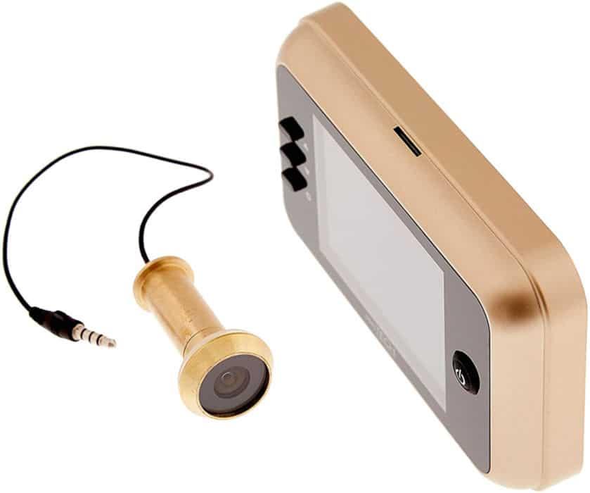 Mejores mirillas digitales calidad-precio prstech Doorcam DC1