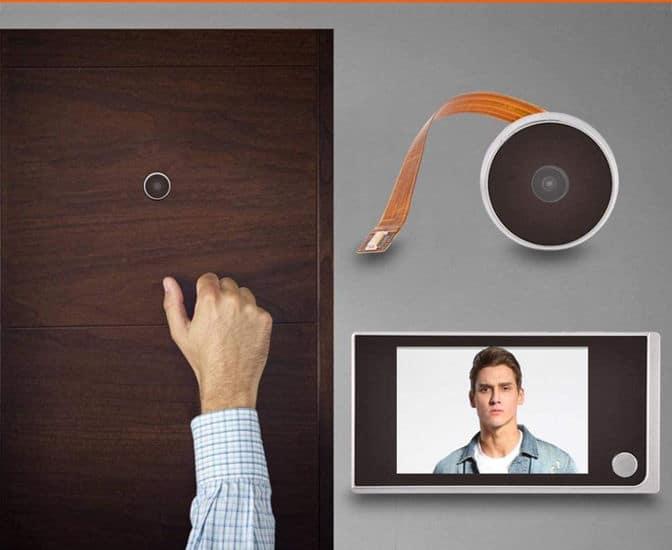 Mejores mirillas digitales guia de compra