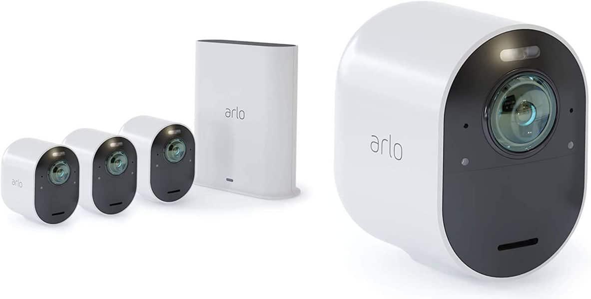 Mejores sistemas de vigilancia Arlo Ultra 4K