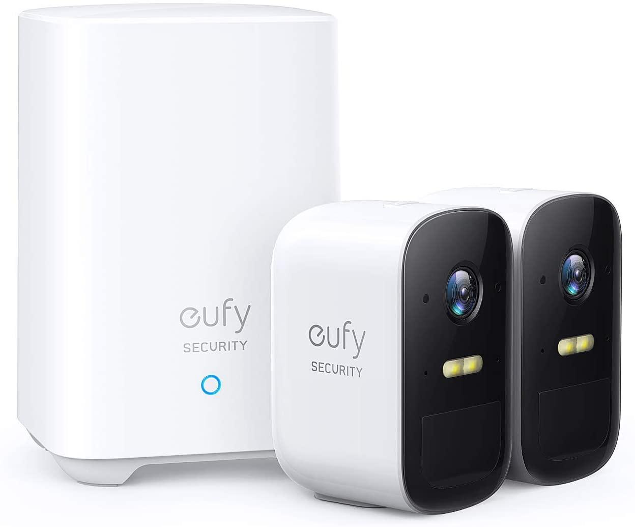 Mejores sistemas de vigilancia Eufy