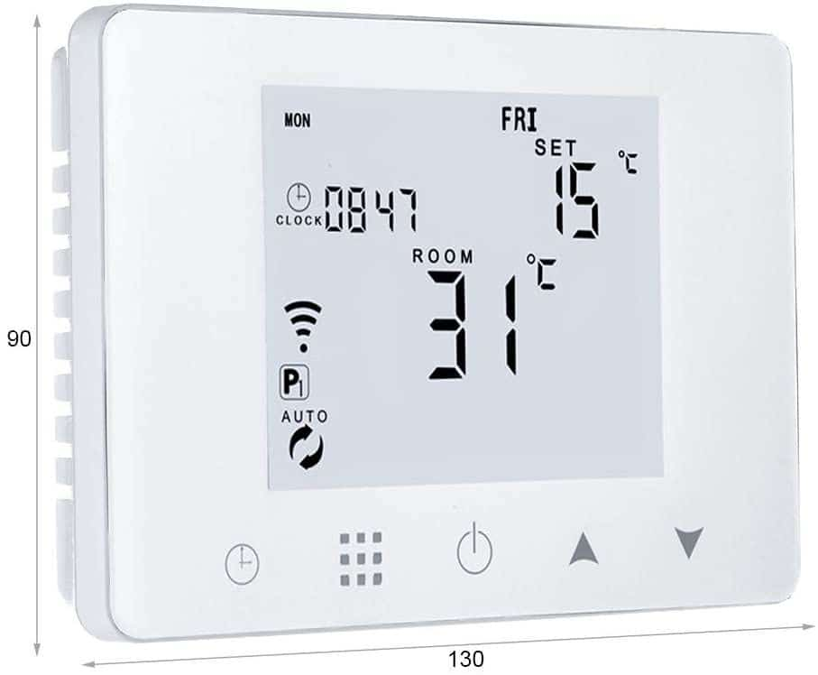 Mejores termostatos inteligentes LEDLUX