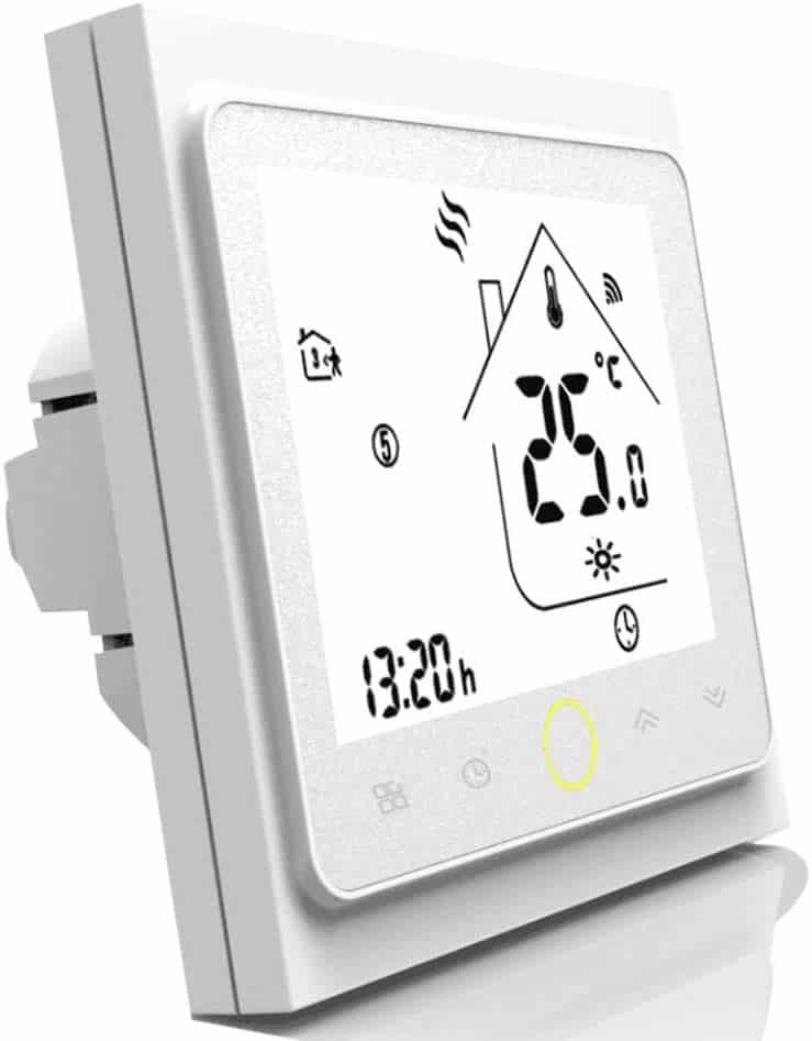 Mejores termostatos inteligentes Qiumi