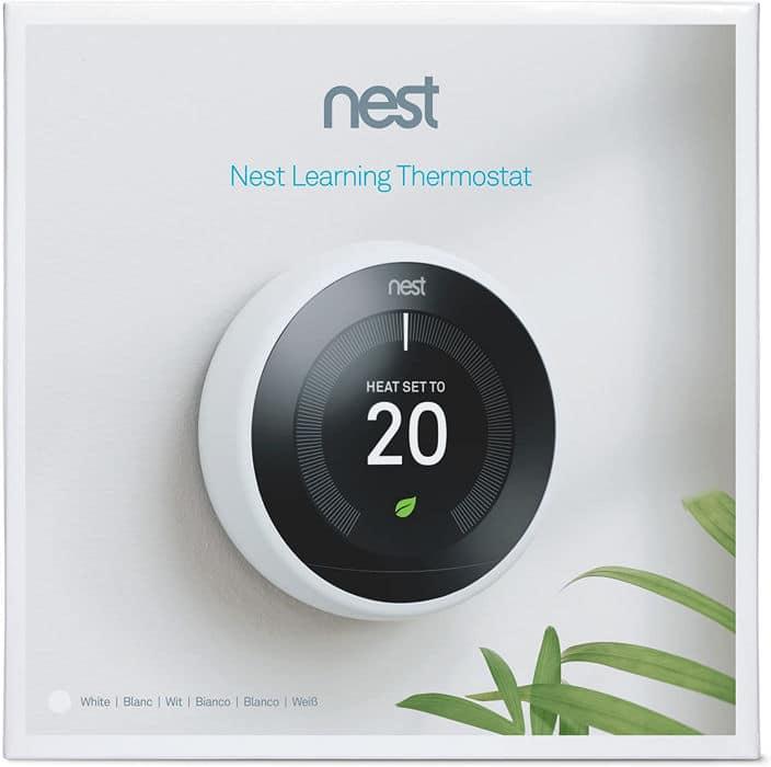 Mejores termostatos inteligentes - calidad-precio Next Learning 3 A