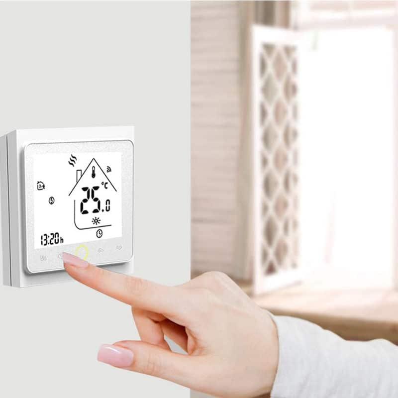 Mejores termostatos inteligentes - mas barato Qiumi