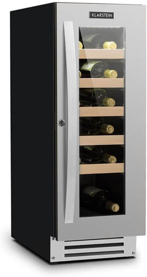 Mejores vinotecas pequeñas Klarstein Vinovilla