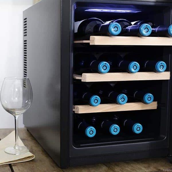Mejores vinotecas pequeñas imagen principal Cecotec