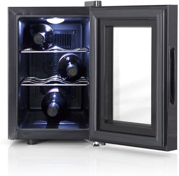 Mejores vinotecas pequeñas mas barata Orbegozo VT 610