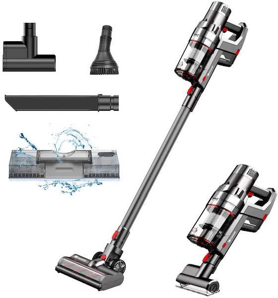 aspirador sin cable proscenic p 11