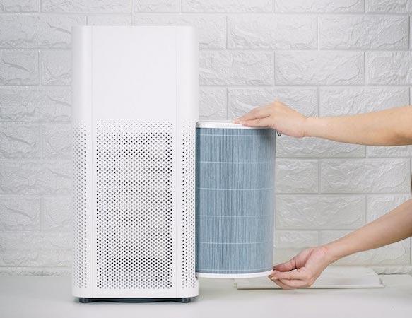 purificador aire filtro hepa