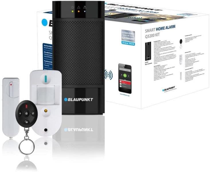 Mejores alarmas para casa Blaupunkt Q3200