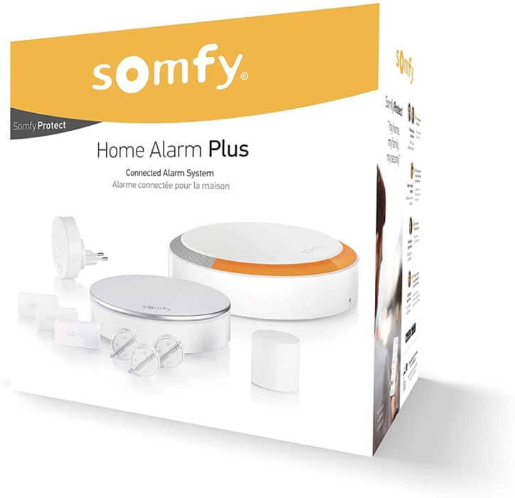 Mejores alarmas para casa Somfy 1875230
