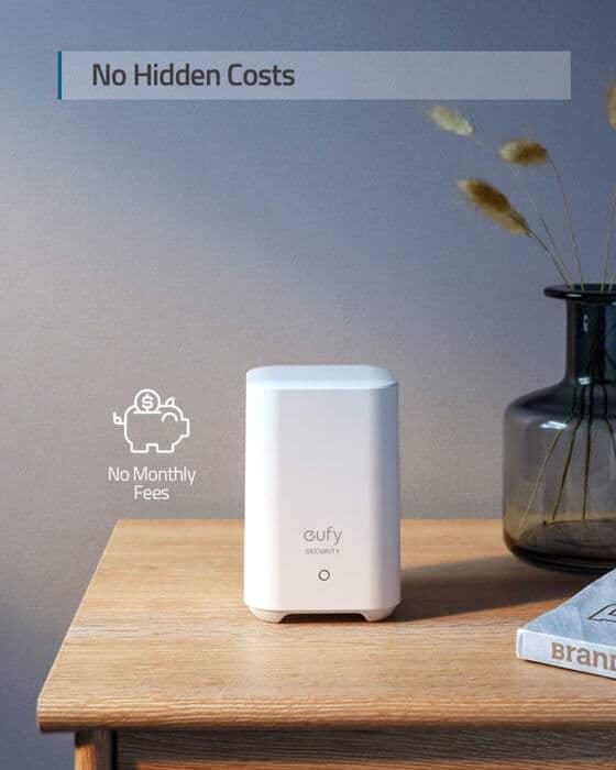 Mejores alarmas para casa - calidad-precio eufy Security 5 piezas