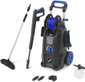 Mejores hidrolimpiadoras AR Blue Clean e 4