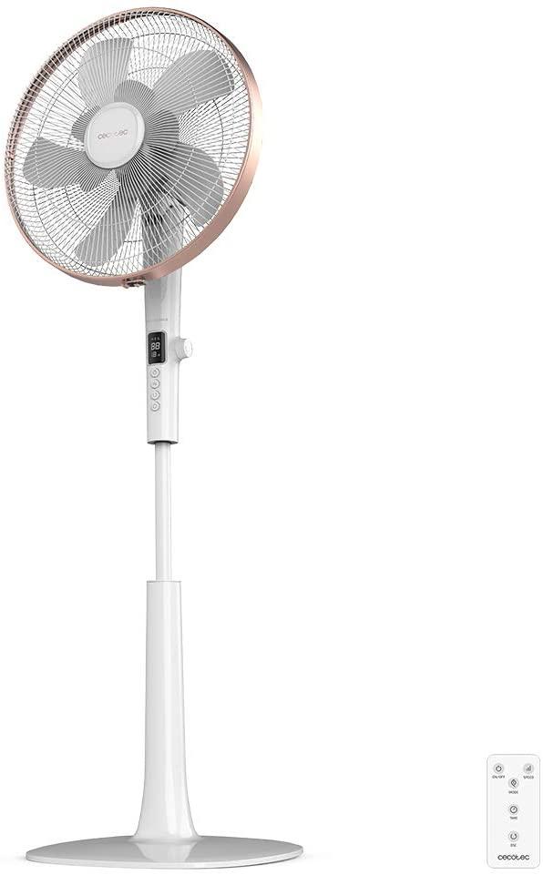 Mejores ventiladores de pie Cecotec Forcesilence 1030