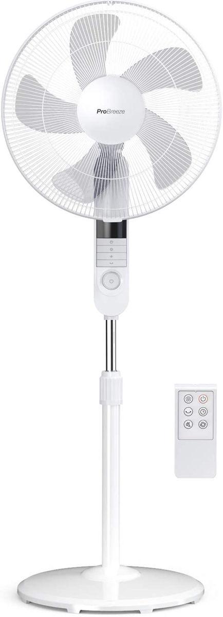 Mejores ventiladores de pie Pro Breeze