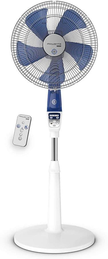 Mejores ventiladores de pie Rowenta VU6410