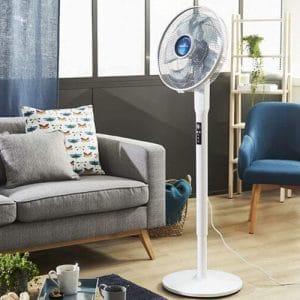 Mejores ventiladores de pie - imagen principal